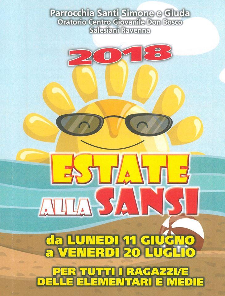 San Simone Calendario.Grest San Simone E Giuda 1 Ravenna For Kids