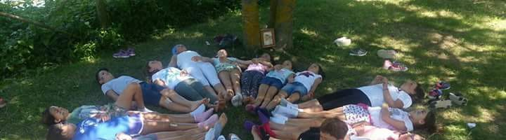 Yoga per bambini a Fusignano